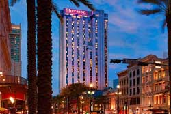 Pet-friendly hotel Sheraton New Orleans in New Orleans, LA